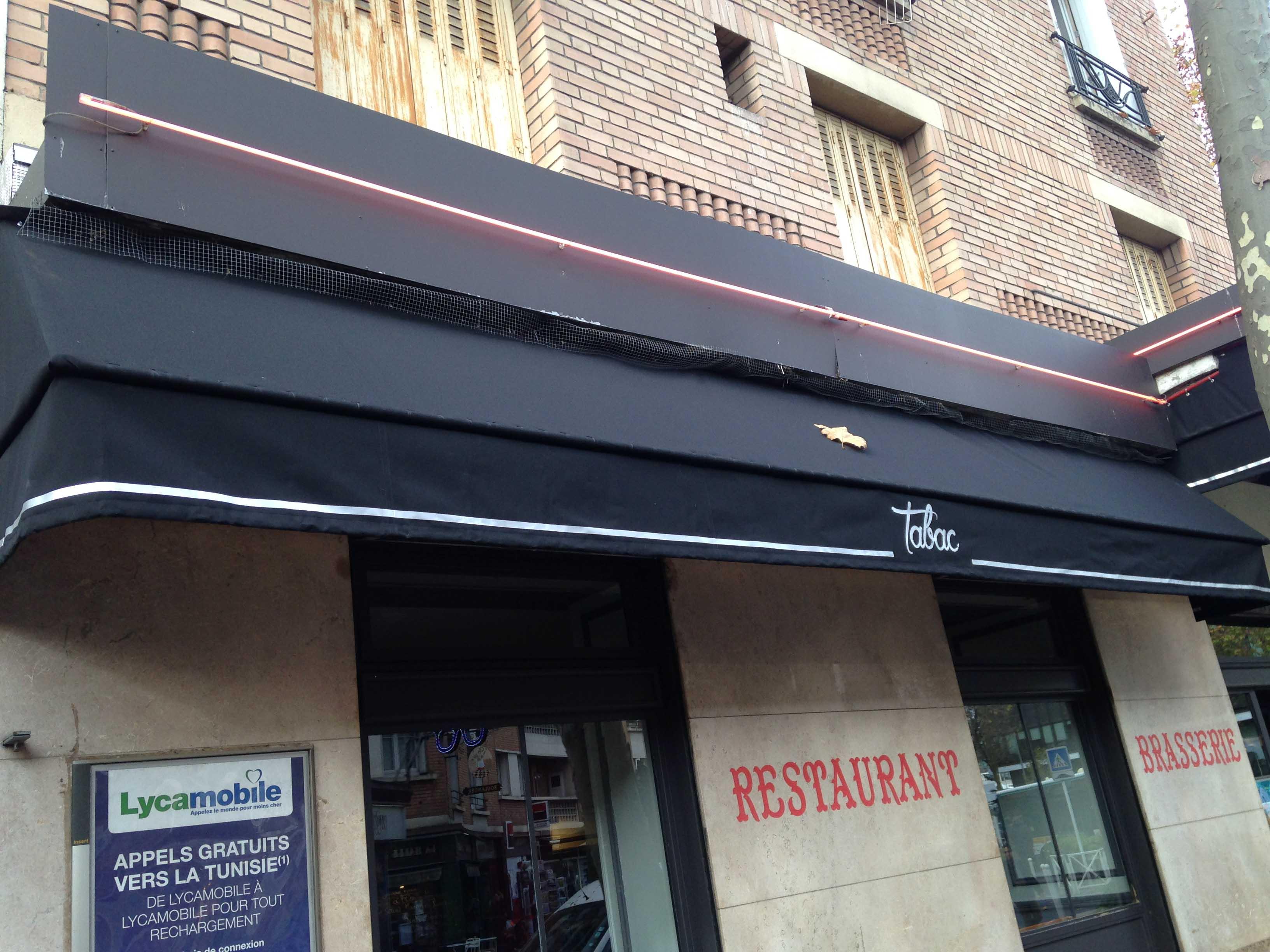 store capote restaurant