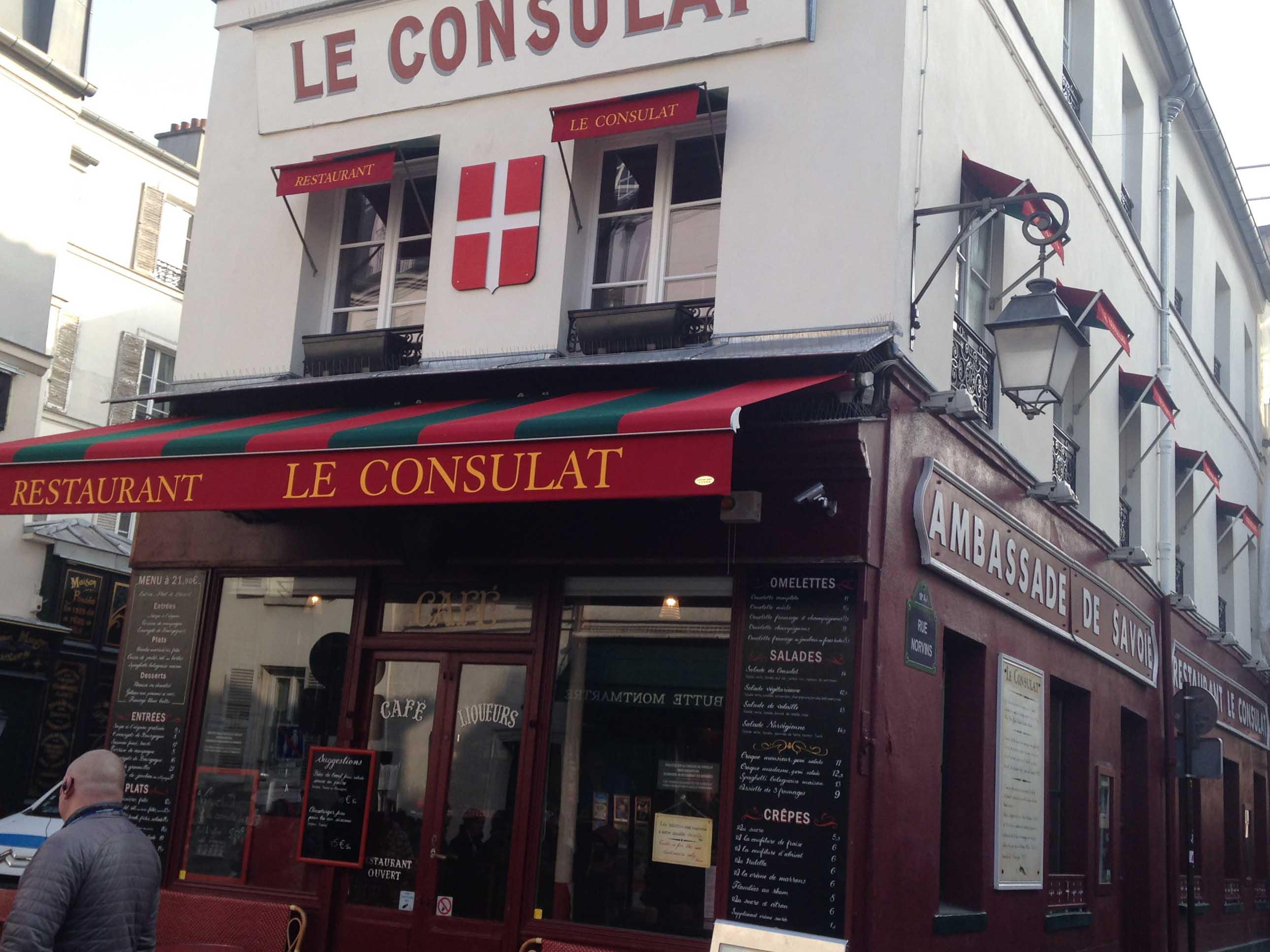 store de fenetre Le Consulat