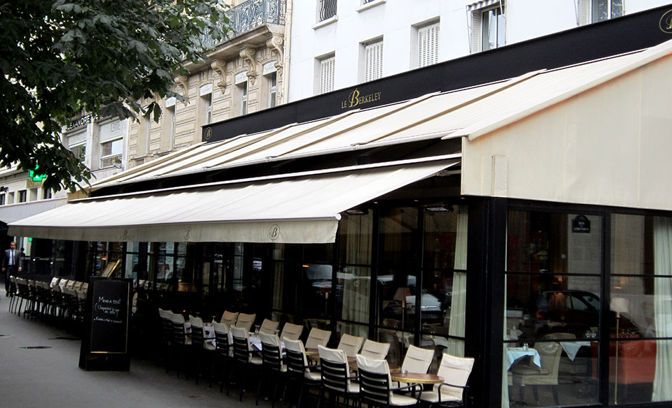 Storiste pour brasseries caf s hotels et restaurants d for Exterieur restaurant